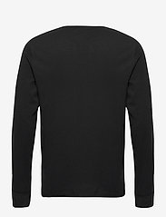 Zadig & Voltaire - MONASTIR ML ECO TUNISIEN ECOFRIENDLY - basic t-shirts - black - 1