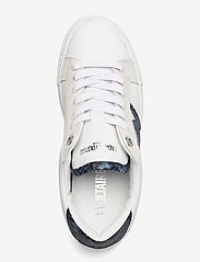 Zadig & Voltaire - ZV1747 WILD + SMOOTH CALFSKIN - lave sneakers - blanc deep - 3