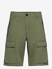 Zadig & Voltaire - PIERS MILI DYE SHORTS - cargo shorts - thym - 0