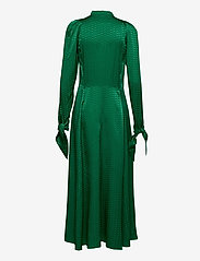 Zadig & Voltaire - BOW JAC ZV DRESS - aftenkjoler - emerald - 1