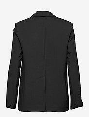 Zadig & Voltaire - DATE WOOL ECO JACKET - oversized blazere - black - 1