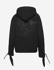 Zadig & Voltaire - EMY HOODIE CAPSULE - sweatshirts & hættetrøjer - black - 1