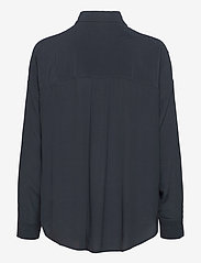 Zadig & Voltaire - TAMARA STRASS SHIRT - langærmede skjorter - navy blue - 1