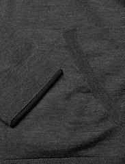 Zadig & Voltaire - CLASH M LONG SLEEVE HOODIE MERINOS - basic sweatshirts - grey - 3