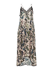 risty paisley robe - COROLLE