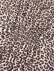 Zadig & Voltaire - REVO LEO GEO DRESS - skjortekjoler - coral - 8