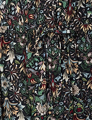 Zadig & Voltaire - RADIAL KALEIDO DRESS - skjortekjoler - black - 5
