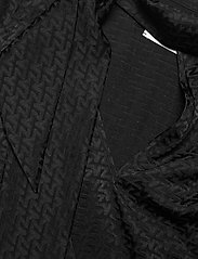 Zadig & Voltaire - BOWY JAC ZV SHIRT - langærmede bluser - black - 3