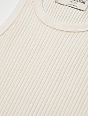 Zadig & Voltaire - STACY ECO CAPSULE TANK TOP - Ærmeløse toppe - chalk - 2