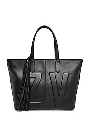 Mick Initials Bags Shoppers Fashion Shoppers Svart ZADIG & VOLTAIRE