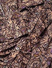 Zadig & Voltaire - TUSKA SATIN THORN CHEMISE - langærmede skjorter - mult - 2