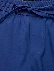Zadig & Voltaire - PARONO CREPE PANTALON - slim fit bukser - blue - 5
