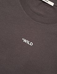 Zadig & Voltaire - TED HC PHOTOPRINT WILD TSHIRT PRINT DOS - basic t-shirts - grey - 2