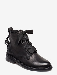 laureen roma shoes - BLACK