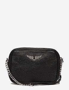 xs boxy bag - BLACK