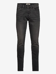 DAVID ECO GRIS JEANS - slim jeans - grey
