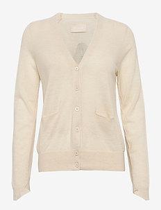 KALI CP SNAKE STRASS - cashmere - white