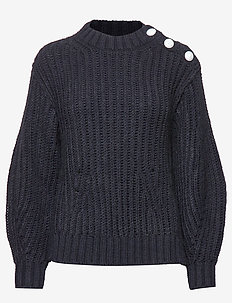 marlon awa alpaca sweater - INK