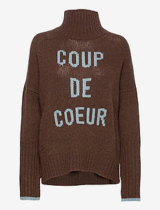 ALMA MW COUP DE COEUR INT - poolopaidat - brown