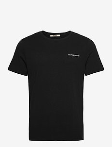 TED HC PHOTOPRINT CDF TSHIRT PRINT DOS - basic t-shirts - black