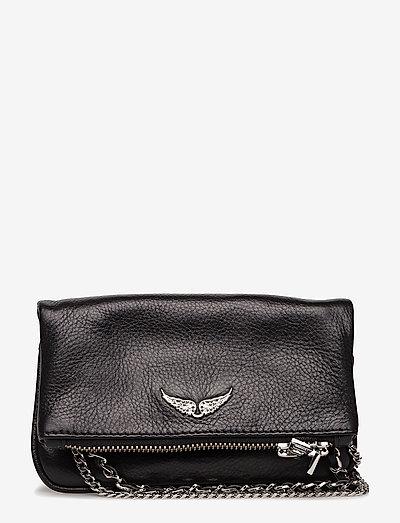 ROCK NANO BAG - väskor - black