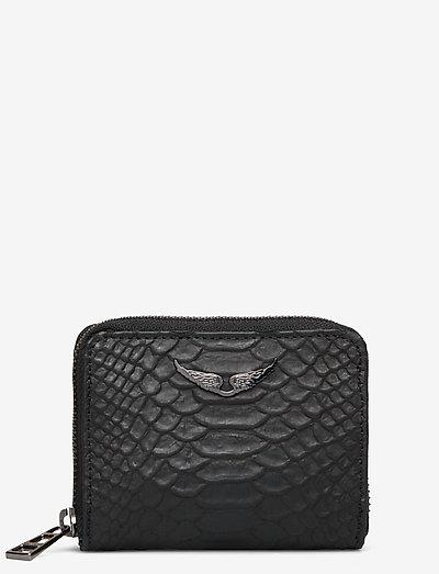 MINI ZV SAVAGE - plånböcker - black