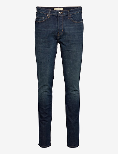 DAVID ECO OLD BRUT - slim jeans - blue