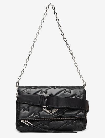 ROCKY  ZV QUILTED - väskor - black