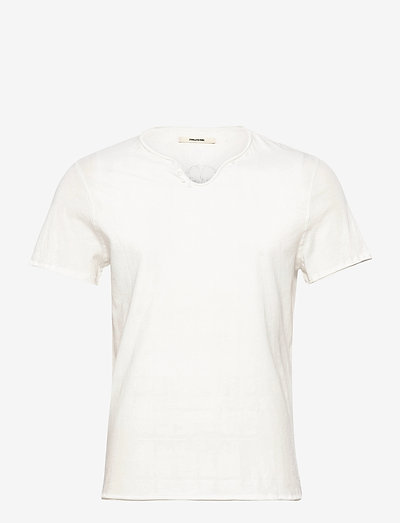 MONASTIR MC CL EAGLE SKULL TUNISIEN MC PRINT DOS - basic t-shirts - cream