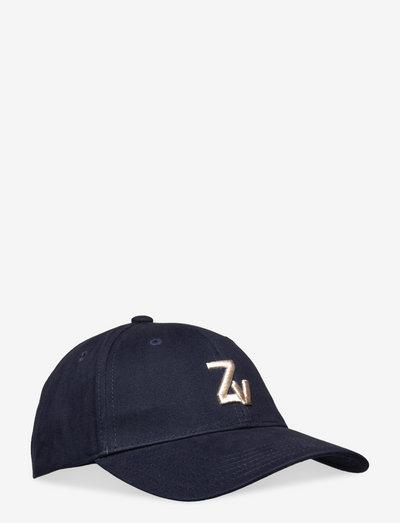 KLELIA ZV INITIALE - huer & kasketter - navy