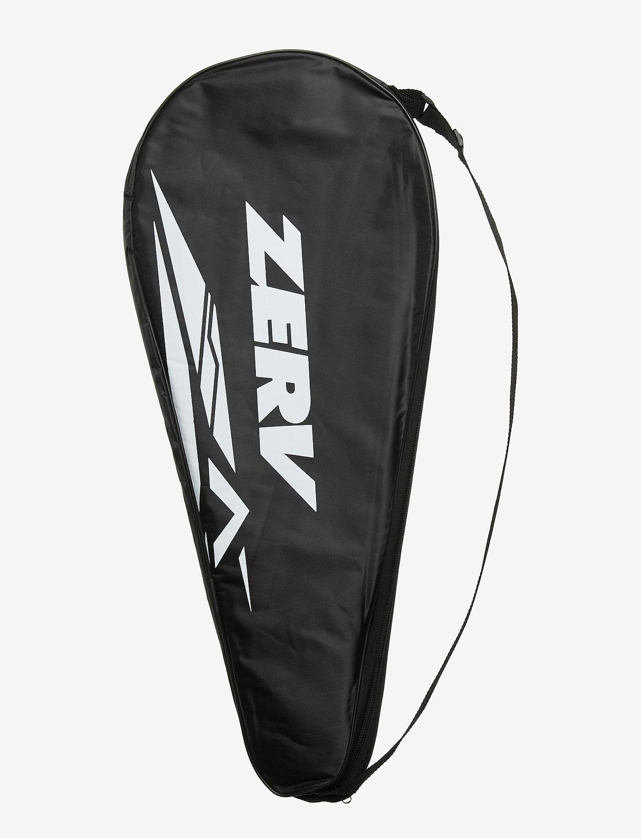 Zerv - ZERV Tennis Cover - sacs de sports de raquette - black - 0