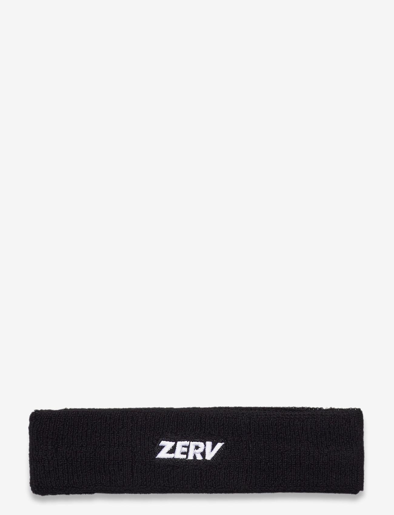 Zerv - ZERV Headband - hoofdbanden - black - 0