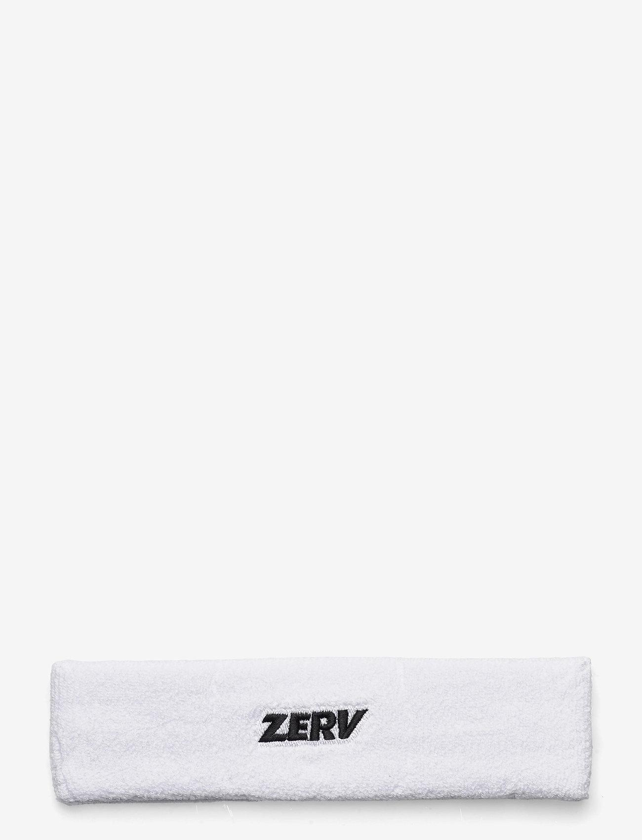 Zerv - ZERV Headband - hoofdbanden - white - 0