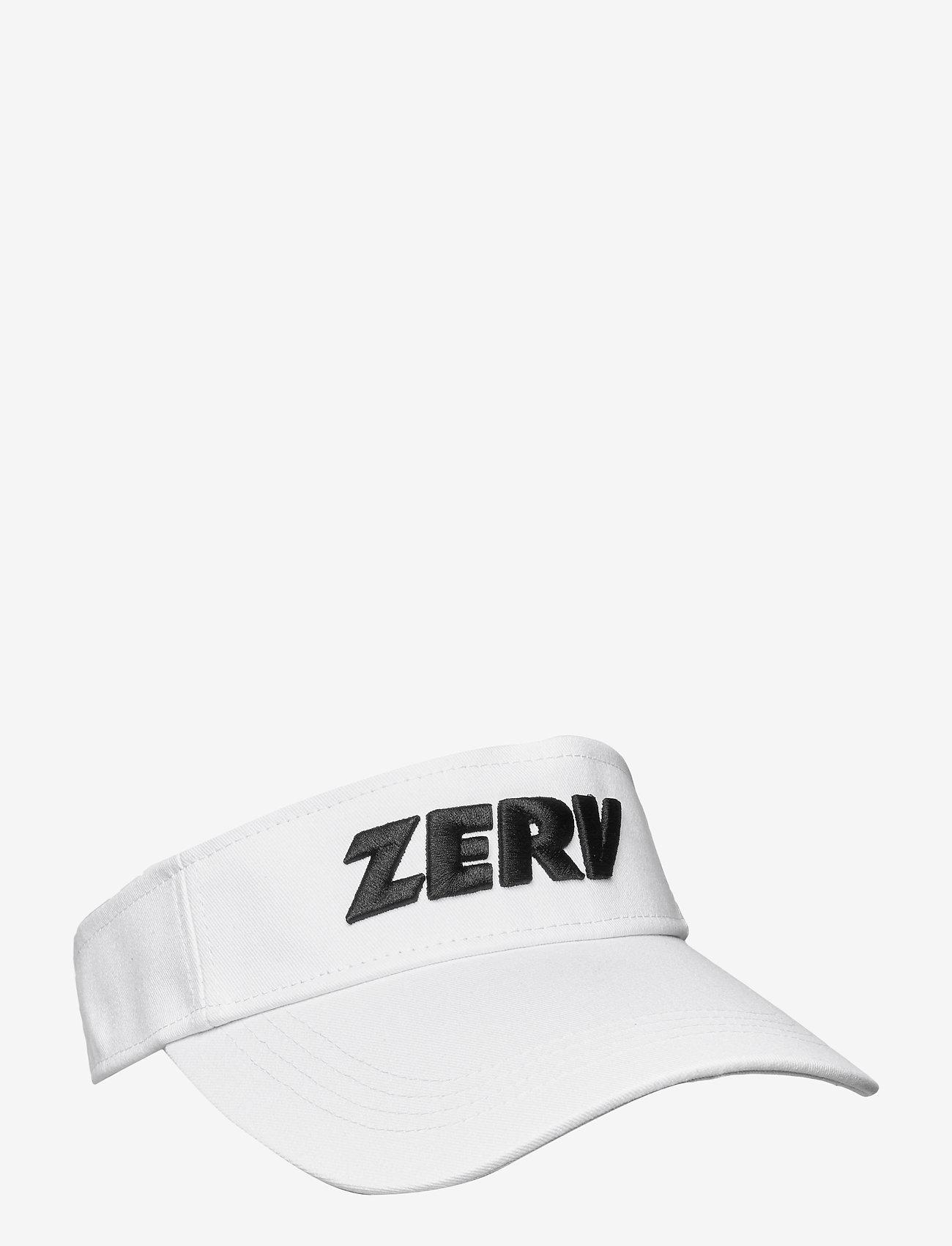 Zerv - ZERV Spirit Visor - kepsar - white - 0