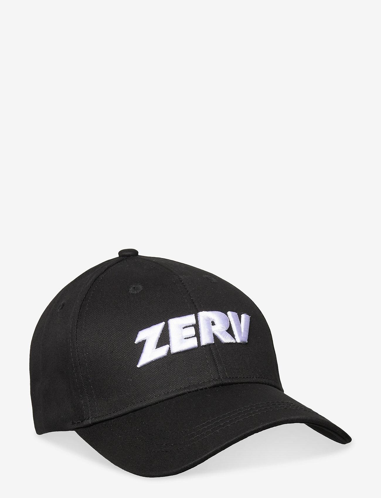 Zerv - ZERV Fame Cap - petten - black - 0