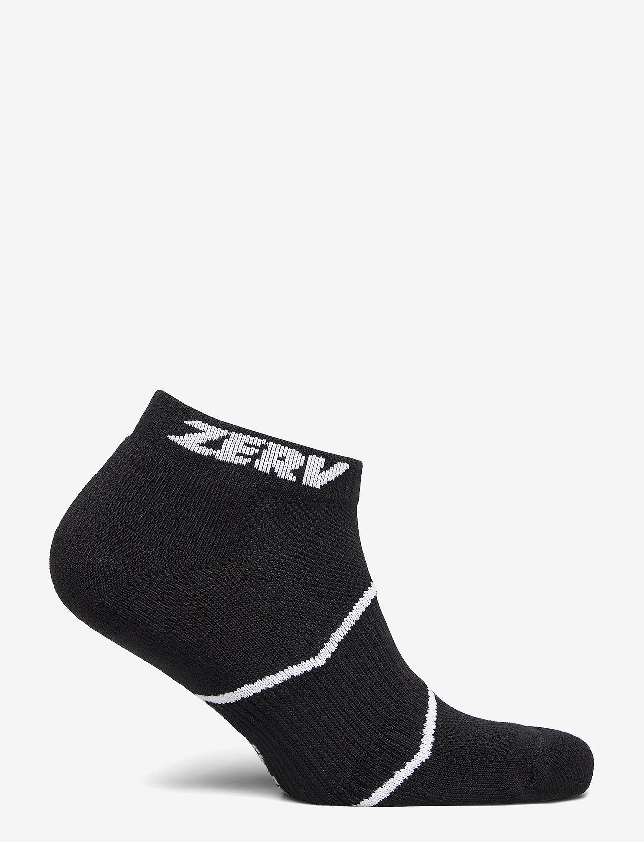 Zerv - ZERV Premium Socks Short 3-Pack - skarpetki do kostek - black - 1