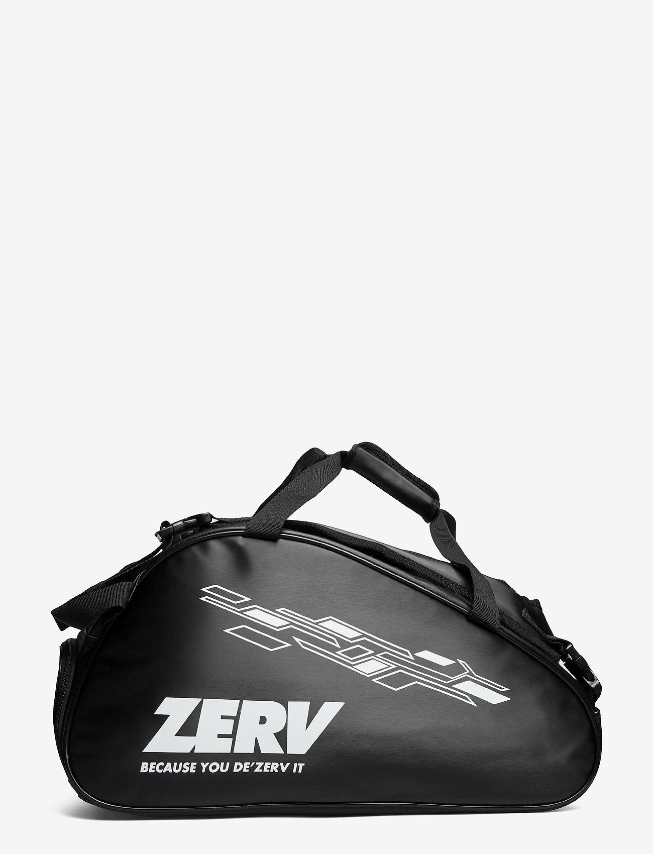 Zerv - ZERV Superb Padel Bag - sacs de sports de raquette - black - 0