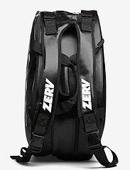 Zerv - ZERV Superb Padel Bag - sacs de sports de raquette - black - 3