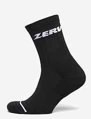 Zerv - ZERV Premium Socks 3-Pack - sokker - black - 2