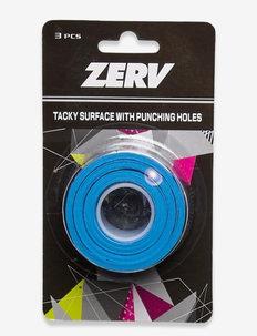 ZERV Deluxe Grip 3-pack - piłki i akcesoria - blue