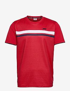 ZERV Eagle T-Shirt - topy sportowe - red