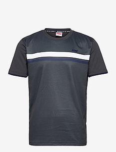 ZERV Eagle T-shirt - topy sportowe - dark grey