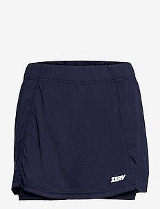 ZERV Falcon Womens Skirt - sportkjolar - dark navy