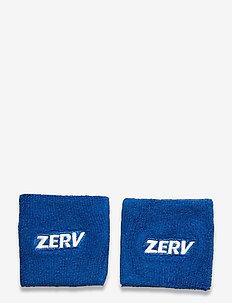 ZERV Wristband 2-Pack - svettearmbånd - blue