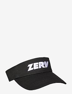 ZERV Spirit Visor - caps - black