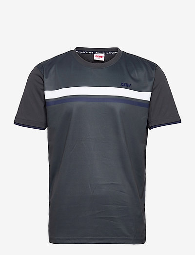 ZERV Eagle T-shirt - t-shirts - dark grey