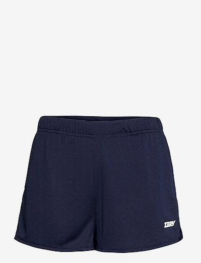 ZERV Buzzard Womens Shorts - träningsshorts - dark navy
