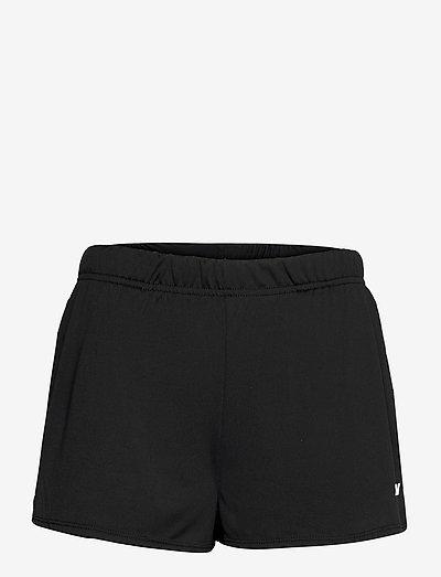 ZERV Buzzard Womens Shorts - träningsshorts - black