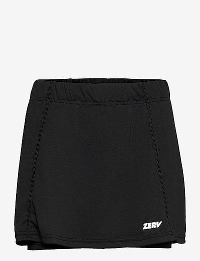 ZERV Falcon Womens Skirt - sportkjolar - black