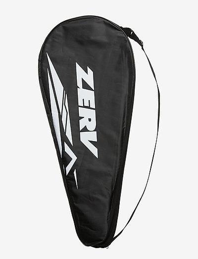 ZERV Tennis Cover - ketsjersporttasker - black